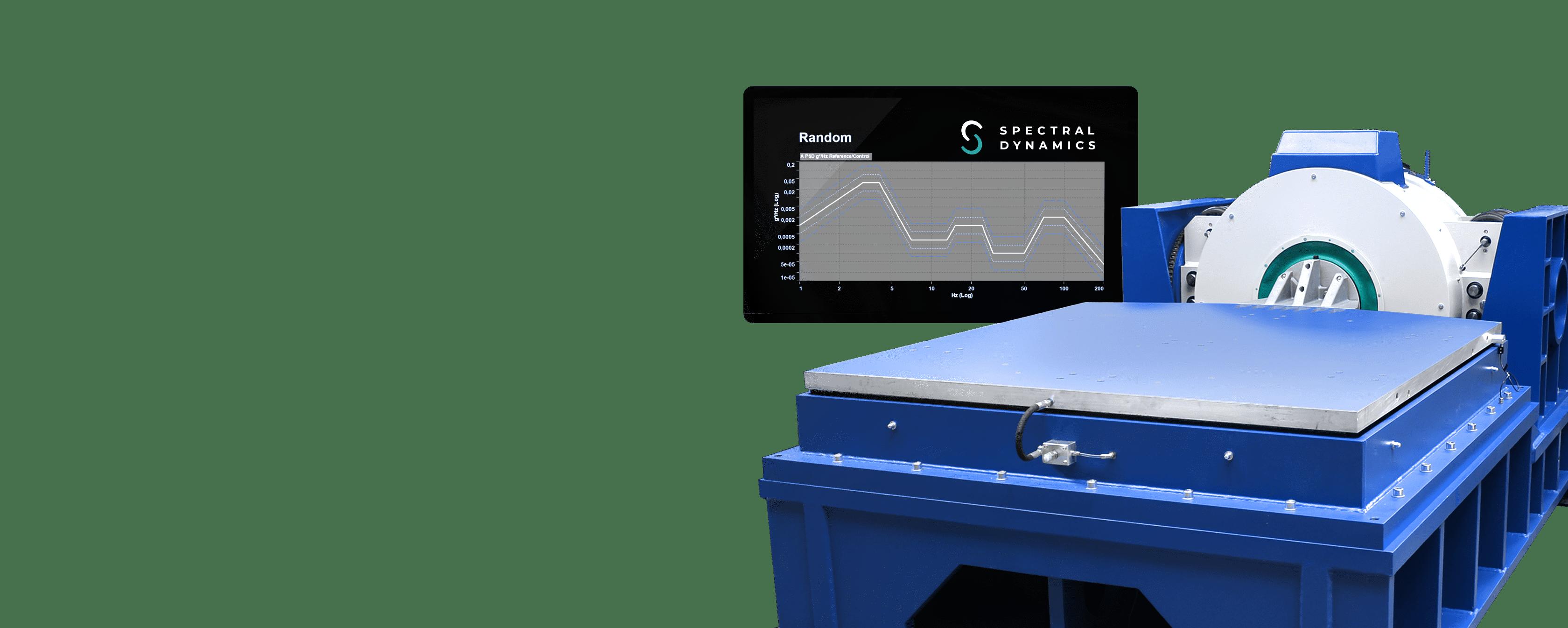 Spectral Dynamics - Tira