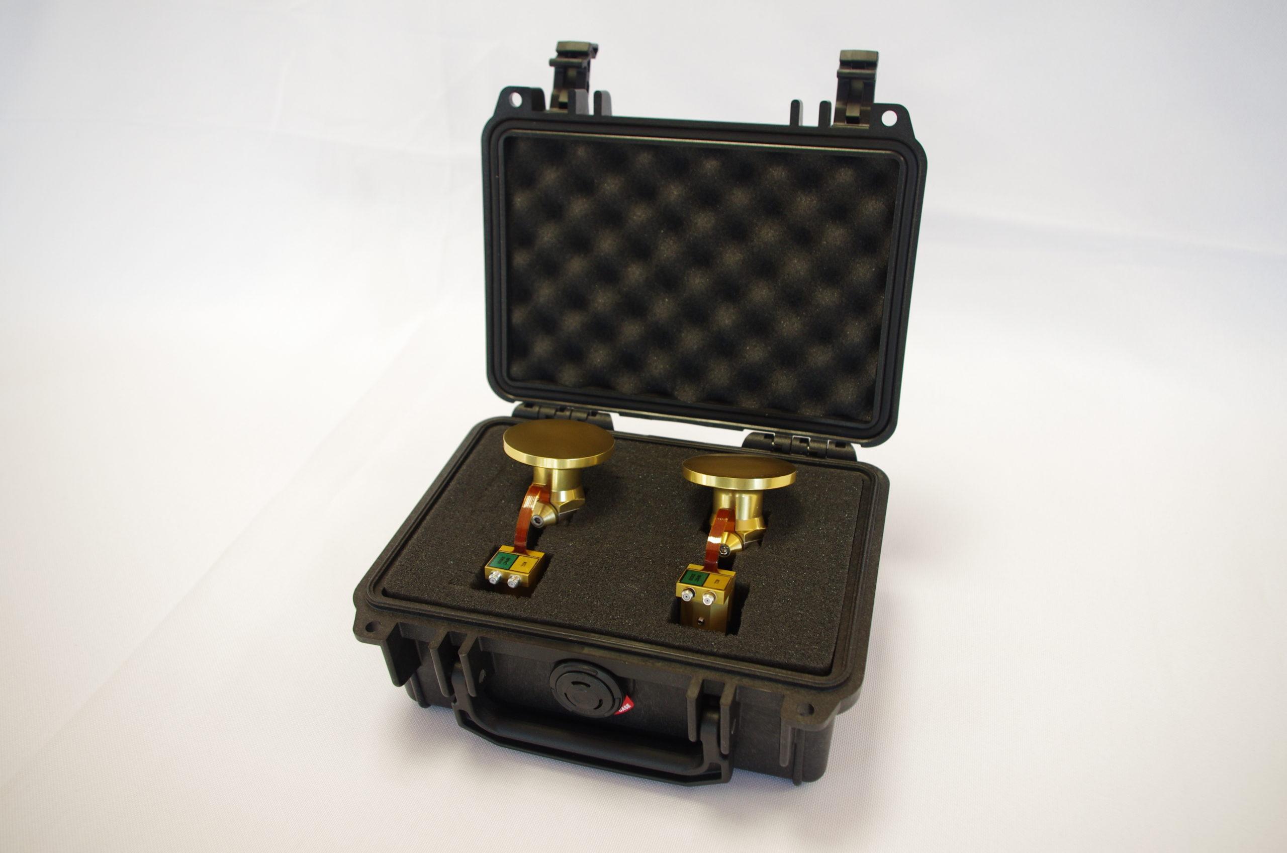 PIND sensor calibration